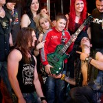 Concert de Kane'd au Pacific Rock à Cergy le 09/03/13.